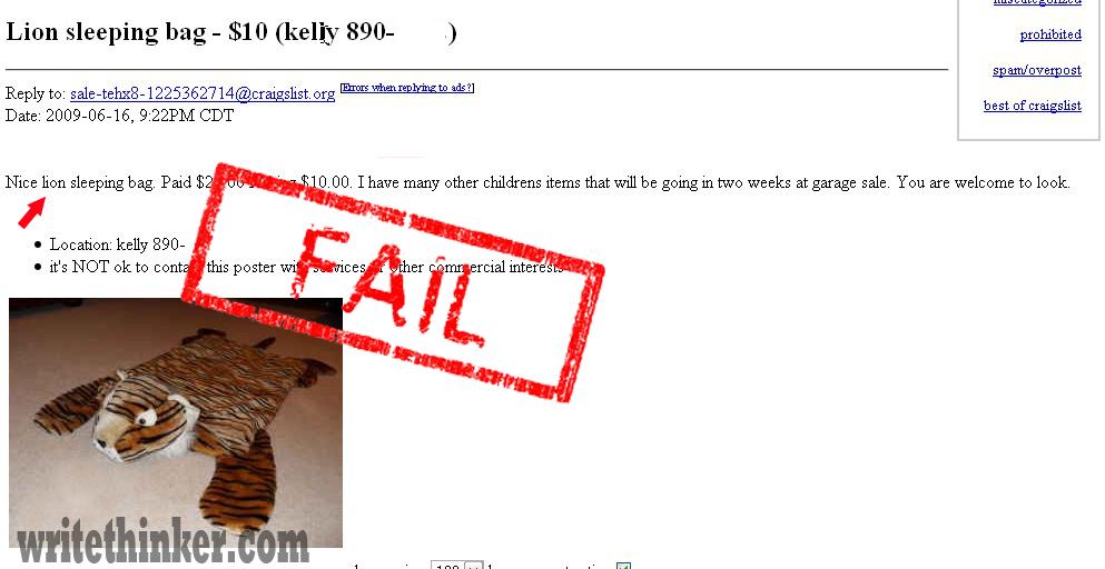 expert dog trainer a craigslist fail writethinker