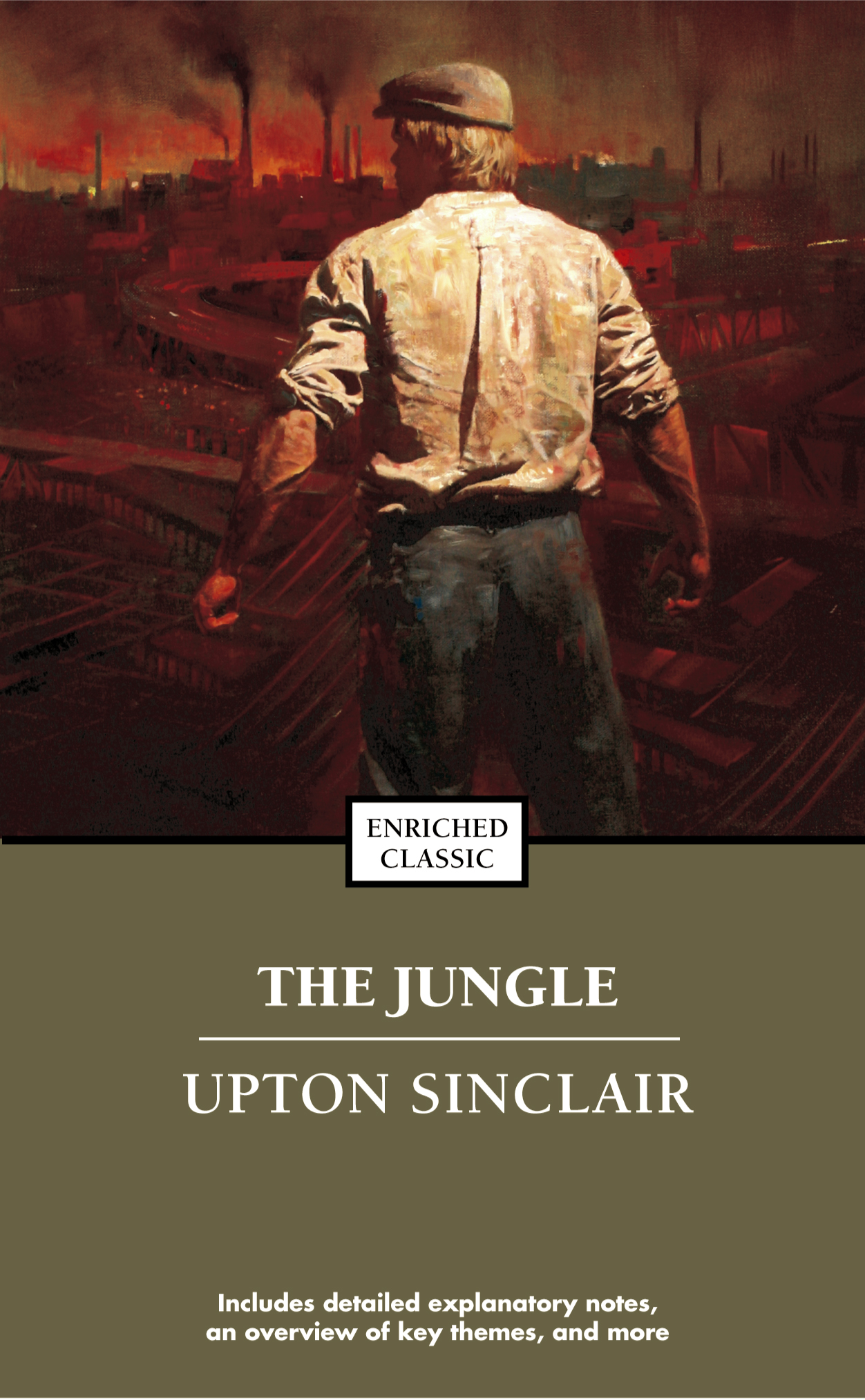 quick review of upton sinclairs the jungle The jungle is a great book however, the copy of the book i ordered from amazon, publisher listed as createspace independent publishing platform (november 22, 2017), is possibly the worst quality i've ever seen in a book.